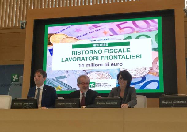Milioni di euro dai frontalieri, l'accordo fiscale fa paura