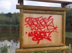 oasi boza vandalismo