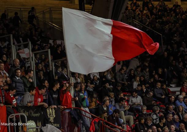 Openjobmetis Varese – Betaland Capo d'Orlando 82-58