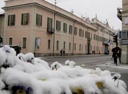 Prima neve 2017 a Varese