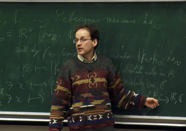 professor Lafforgue