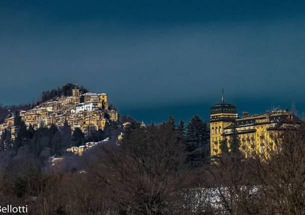 Sacro MONTE e Hotel Palace