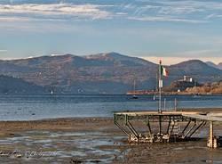 siccità sul Lago Maggiore, arrivano i cercatori d'oro