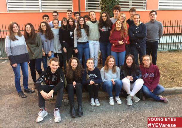 studenti IIA