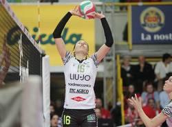 Unet E-Work Busto Arsizio batte Liu-Jo Modena per 3-1
