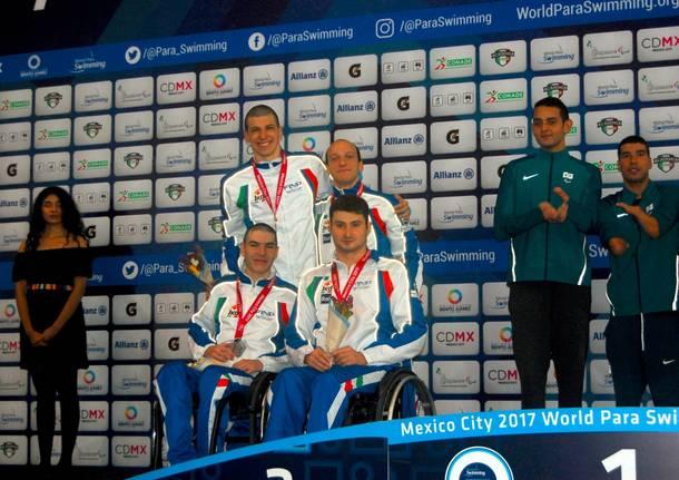 Mondiali paralimpici: Ghiretti è subito oro in Messico