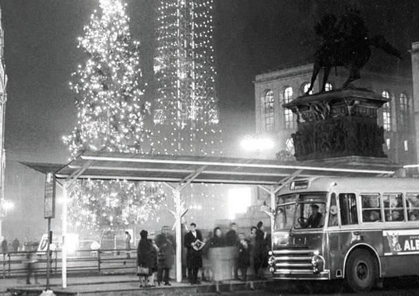 Immagini Natale Anni 60.Il Natale A Milano Ieri E Oggi