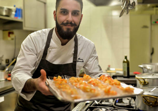 """Vedano Olona - Presentazione del libro """"Easy chef"""" - foto di Nicholas Vagliviello"""