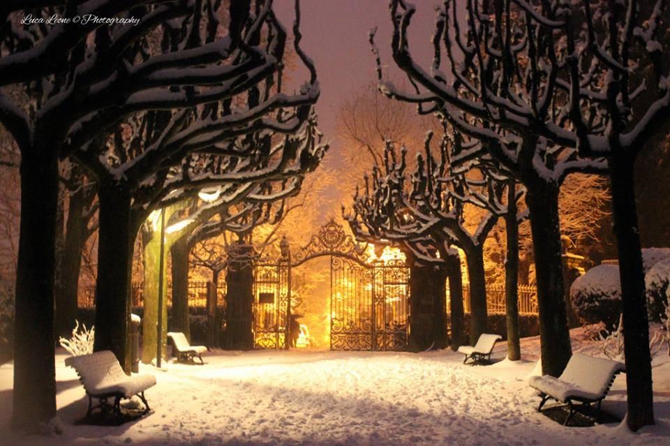 villa toeplitz neve dicembre 2017 luca leone