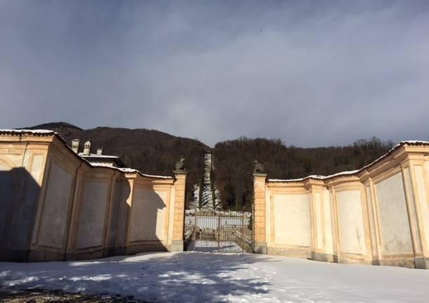 Villa Bozzolo e l'idea del museo diffuso della Valcuvia