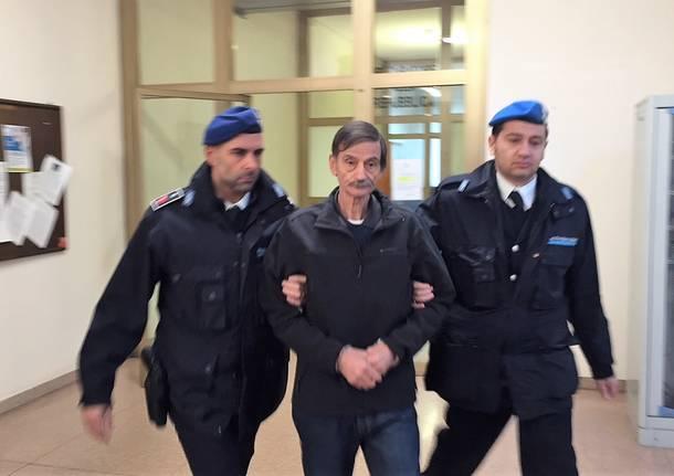vito clericò interrogatorio dicembre 2017