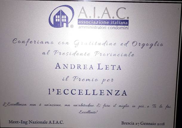 Al meeting nazionale pieno di premi per Aiac Varese