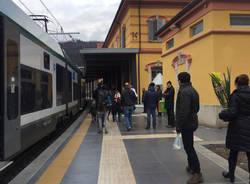 Arcisate Stabio - Primo giorno del servizio ferroviario
