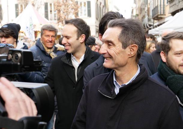 Lombardia, Gori: Fontana è un Borghezio in giacca e cravatta