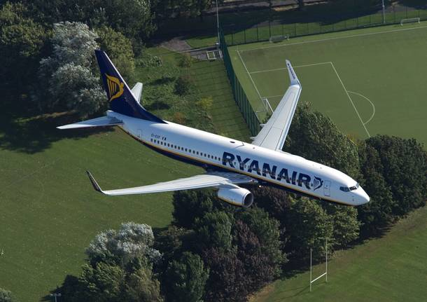 Ryanair, nuove regole per chi viaggia con il bagaglio a mano