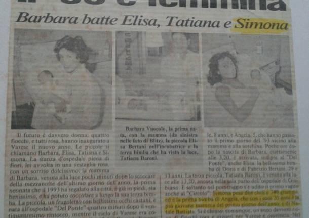 bambine 1993