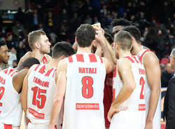 basket Openjobmetis Varese - Fiat Torino 89-92