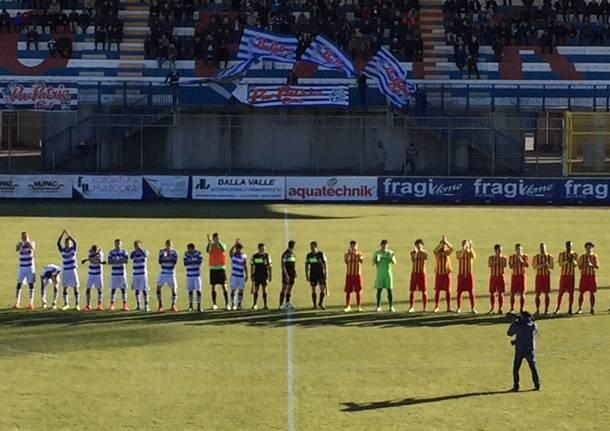calcio Pro patria javorcic