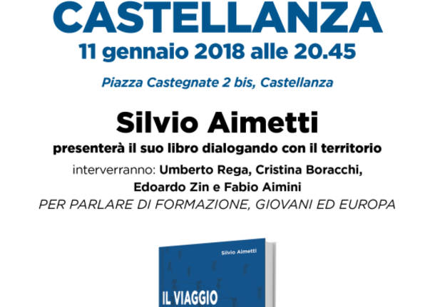 IL TOUR DELL'INCLUSIONE A CASTELLANZA CON SILVIO AIMETTI