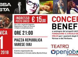 Concerto Benefico: Skassakasta e altri ospiti