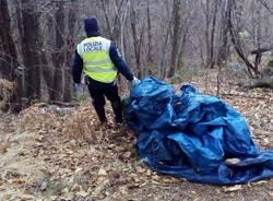Castiglione Olona e Morazzone: rimosse le tende dello spaccio