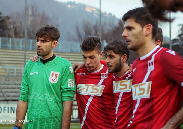 """Como-Varese, in campo al """"Sinigaglia"""""""