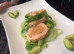 Con pesci e pane integrale la pausa pranzo è salutare