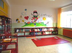 Cuasso al Monte - Inaugurato l'angolo di lettura alla scuola elementare