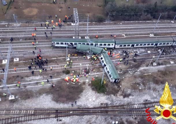 Trenord, circolazione ancora parzialmente interrotta sulla Novara-Milano