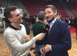 Dino Meneghin Gianmarco Pozzecco basket