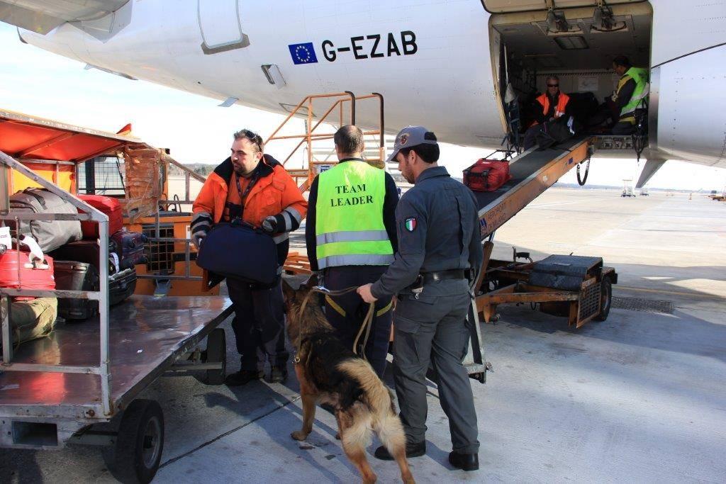 Droga a Malpensa: sequestrati 95 chili e arrestati 28 trafficanti