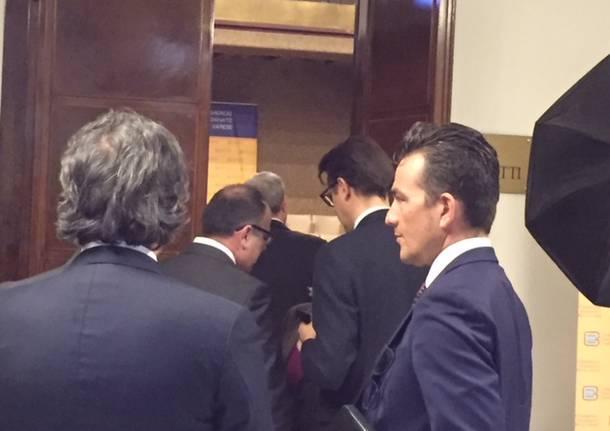 Fabio Lunghi nuovo presidente della Camera di Commercio