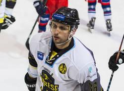 fabio rigoni hockey ghiaccio bandits varese