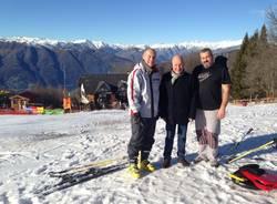 Giornata di sci in forcora