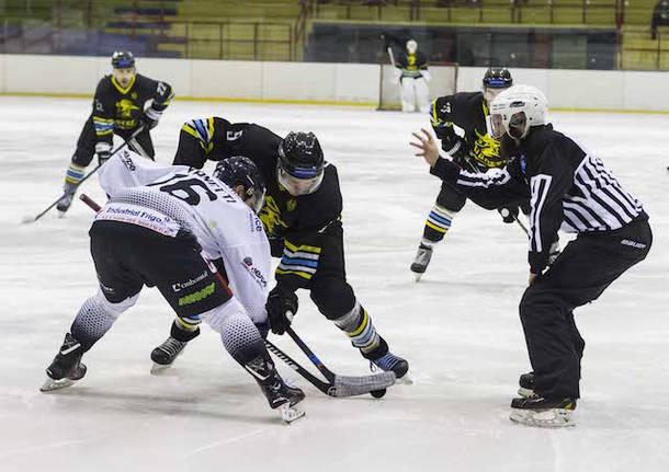 hockey su ghiaccio ingaggio generica bandits varese