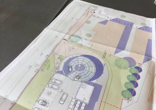 Il nuovo parcheggio dell'Ospedale del Ponte