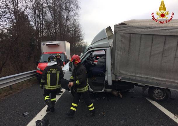 L'incidente in A-26