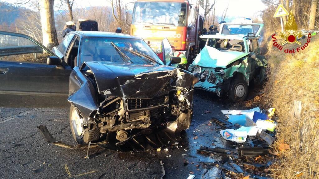 Incidente a Laveno, 11 gennaio