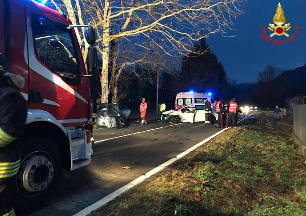 Incidente a Montegrino Valtravaglia