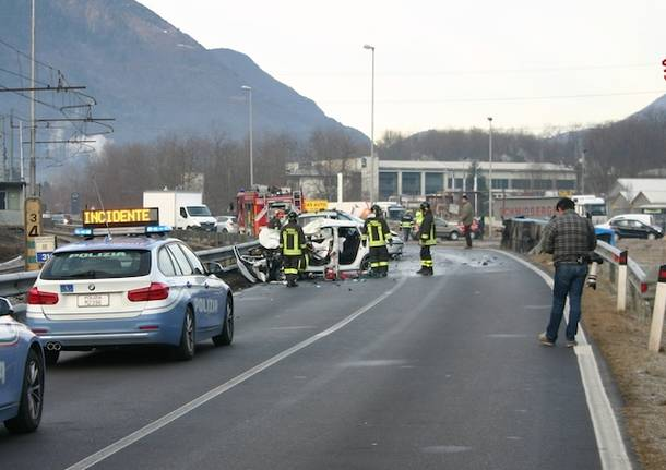 incidente sondrio gennaio 2018