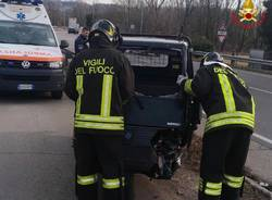 incidente via pisna varese 22 gennaio