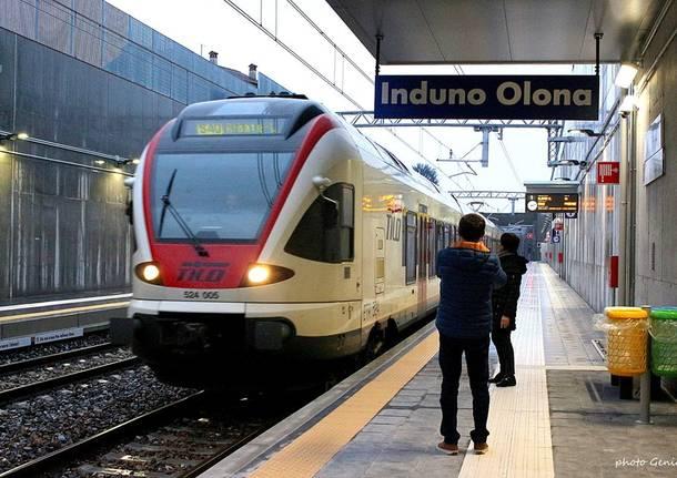 Induno Olona: aperta la nuova stazione