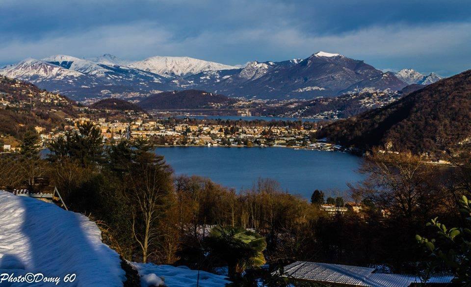 Lago Ceresio - foto di Domenico De Lucia