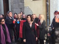 laura boldrini gioeubia busto arsizio 28 gennaio 2018