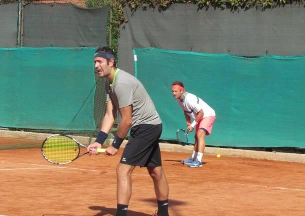 Luca Guarnaccia, Passione Tennis