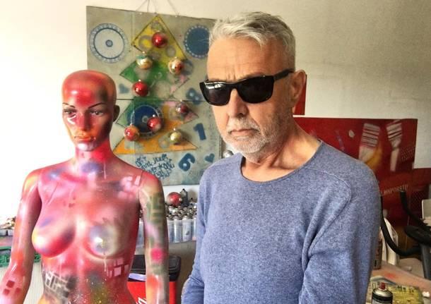 Max Fontana Artista.Si E Spento L Artista Max Fontana