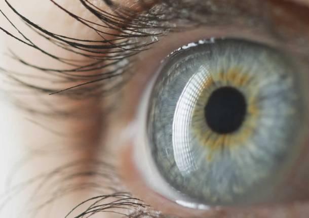 occhi oculista