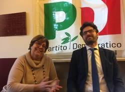 Paolo Bertocchi inizio campagna elettorale