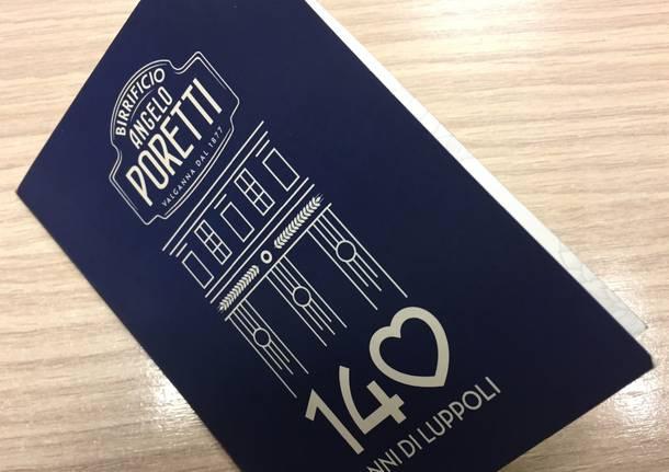 passaporto bap birrificio angelo Poretti 2018 #140annidiluppoli