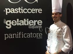 Piccoli Cioccolatieri crescono: Andrea Buosi vince il chococake award 2018